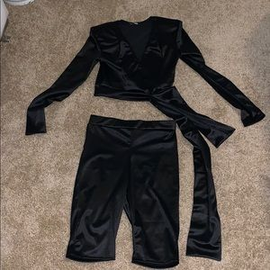Fashion nova 2 piece set